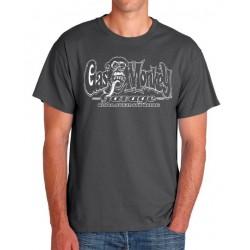 "Camiseta AC/DC ""Back in black"""