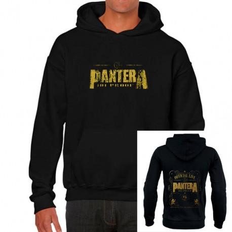 Men Pantera hoodie sweatshirt