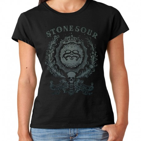 Women Stone Sour T shirt