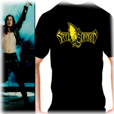 Men Steeldragon T-shirt