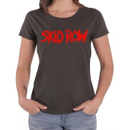 Camiseta mujer Skid Row