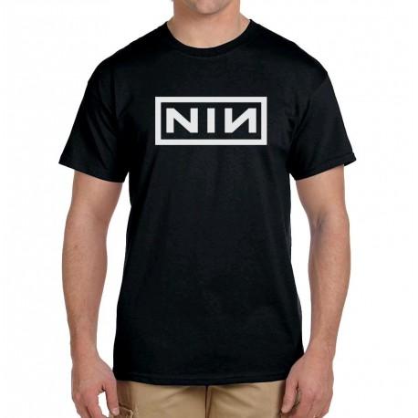Men Nine Inch Nails T shirt