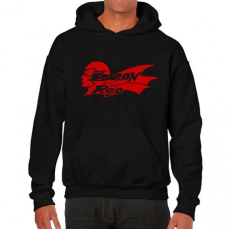 Men Barón Rojo hoodie sweatshirt