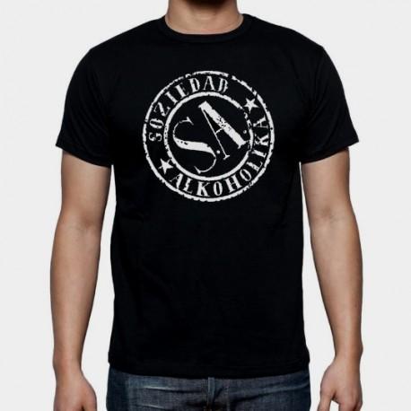 Men Soziedad Alkolika T shirt
