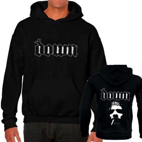 Men Down hoodie sweatshirt