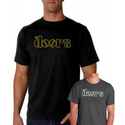 Men The Doors T shirt