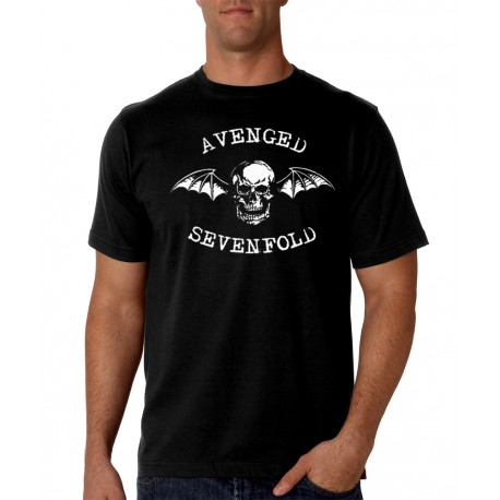 Men Avenged Sevenfold T shirt