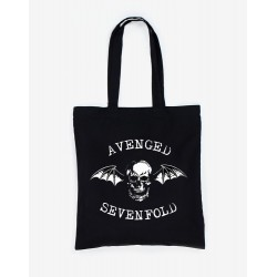 Avenged Sevenfold tote bag