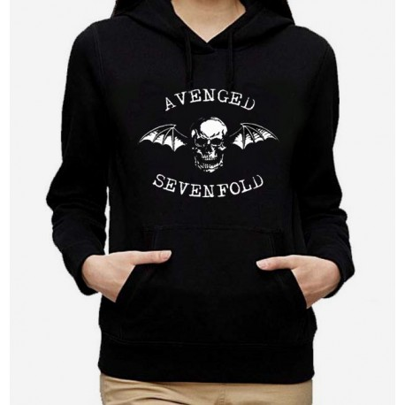 Women Avenged Sevenfold hoodie sweatshirt