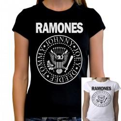 Women Ramones T shirt