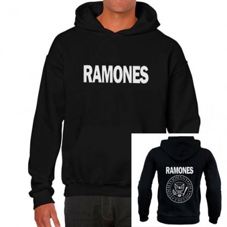 Men Ramones hoodie sweatshirt
