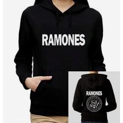 Sudadera mujer Ramones