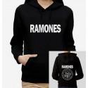 Women Ramones hoodie sweatshirt
