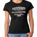 Women Creedence Clearwater Revival T shirt