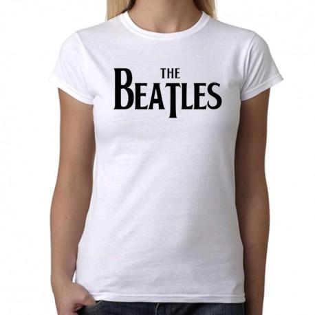 Women The Beatles T shirt