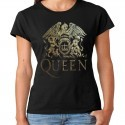 Women Queen gold T shirt