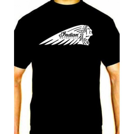 Men Indian Motorcycles T-shirt