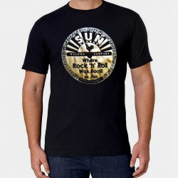 Camiseta hombre Sun Records