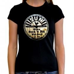 Women Sun Records T shirt