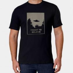 Camiseta hombre Expediente X