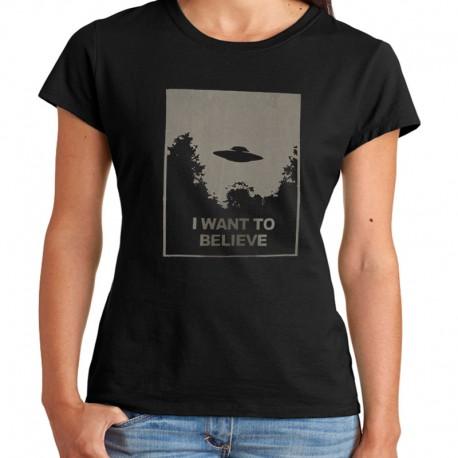 Camiseta mujer Expediente X