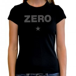 Women Smashing Pumpkins ZERO T shirt