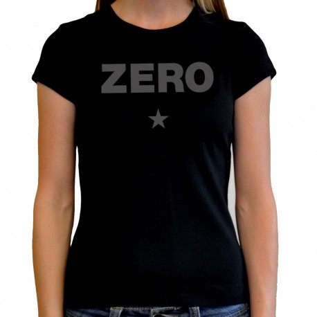 Camiseta mujer Smashing Pumpkins ZERO
