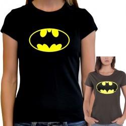 Camiseta mujer Batman