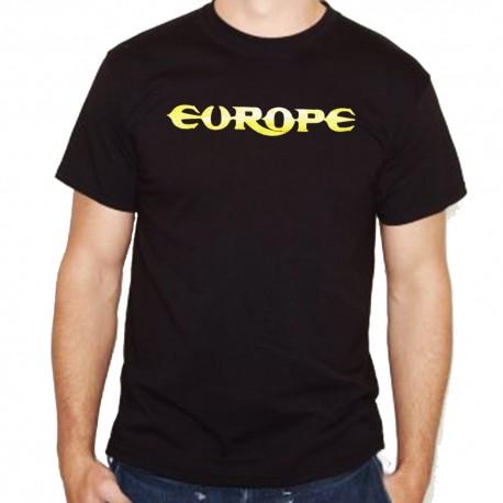 Men Europe T shirt