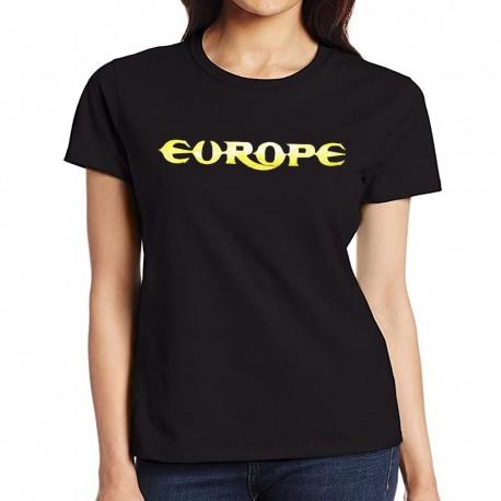 Women Europe T shirt