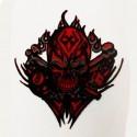 Parche red demon