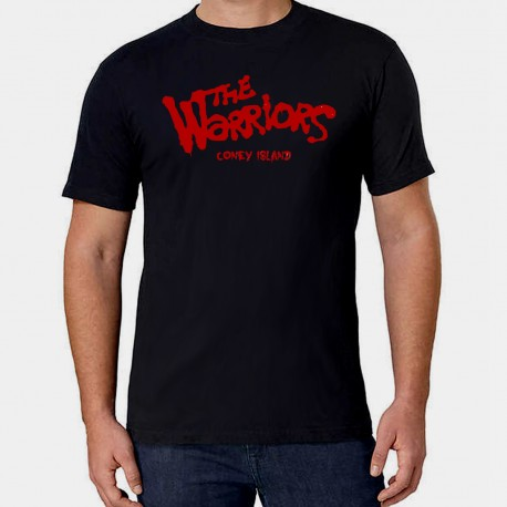 Men The Warriors T shirt