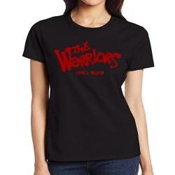 Women The Warriors T shirt