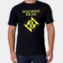 Men Machine Head T shirt