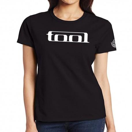 Camiseta mujer banda tool