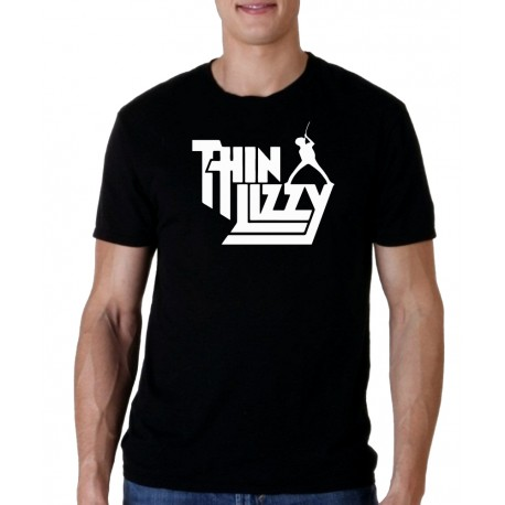 Men thin lizzy T shirt