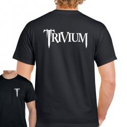 Men Trivium band T shirt