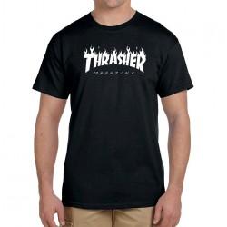 Men Thrasher magazine T shirt