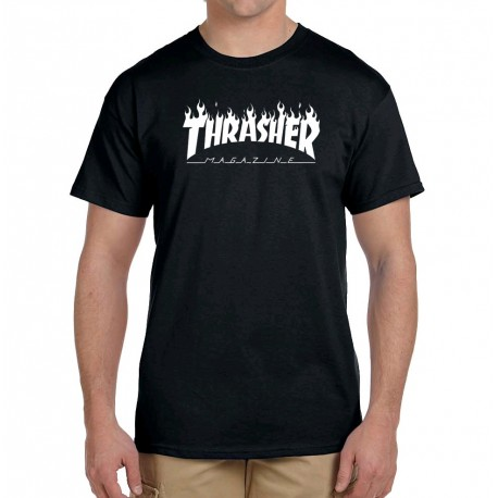 Camiseta hombre Thrasher magazine