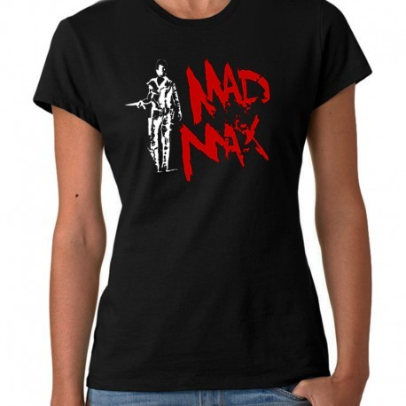 Women Mad Max T shirt