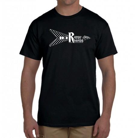 Men Randy Rhoads T shirt