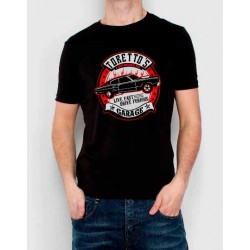 Men The fast and furious T-shirt