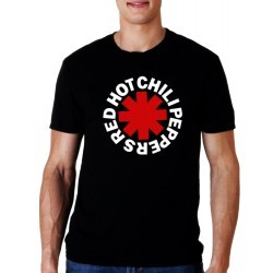 Men Red hot chili peppers T shirt
