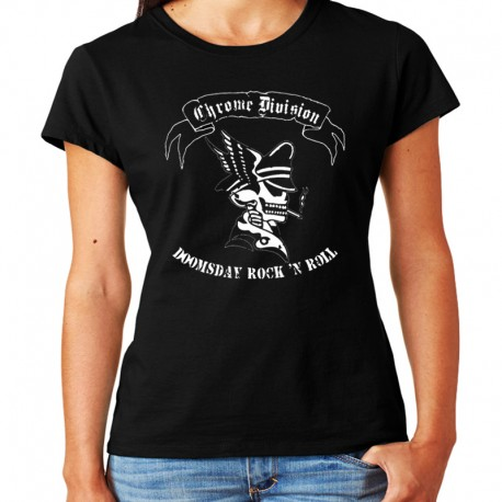 Women Chrome Division T shirt