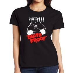 Women Death proof T shirt