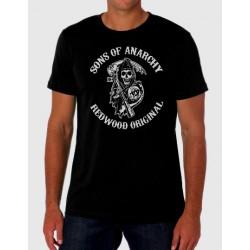 Camiseta hombre Hijos de la anarquia