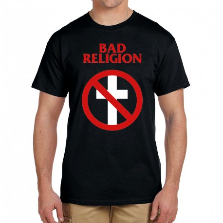 Men Bad religion T shirt