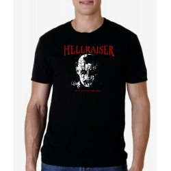 Camiseta hombre Hellraiser