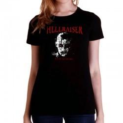 Camiseta mujer Hellraiser