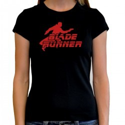 Women Blade runner T shirt